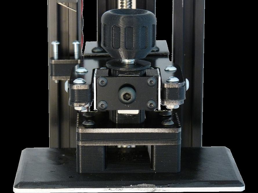 Calibration mechanism
